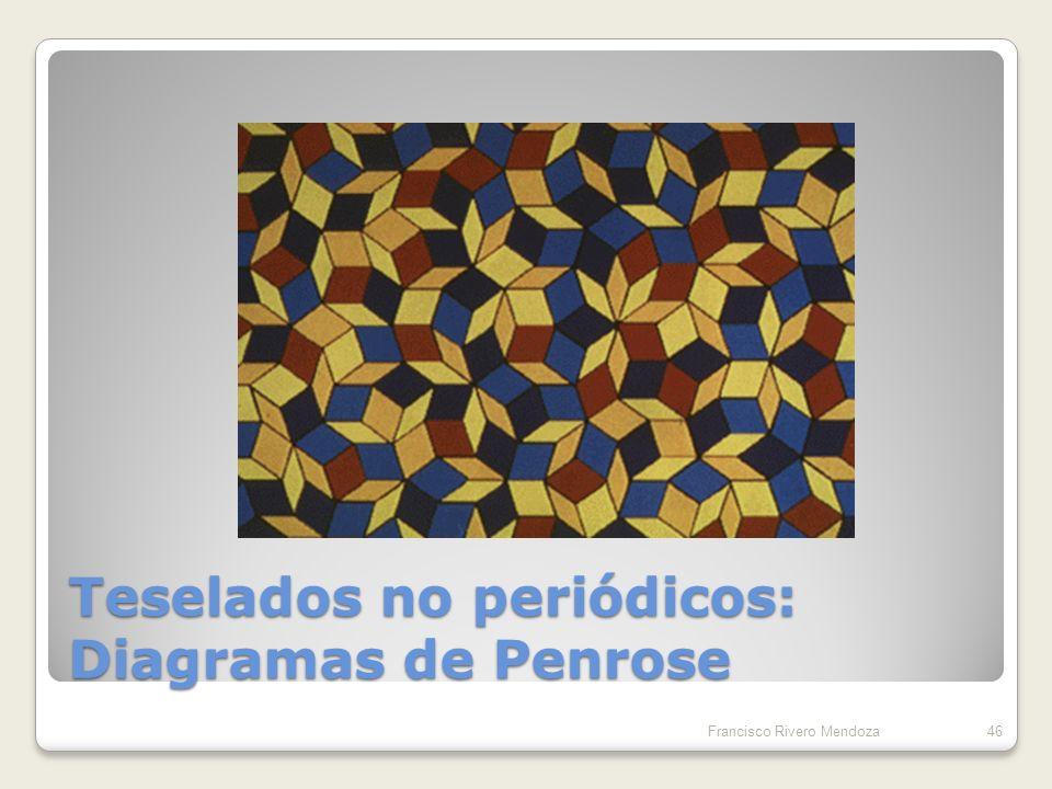 Teselados no periódicos: Diagramas de Penrose
