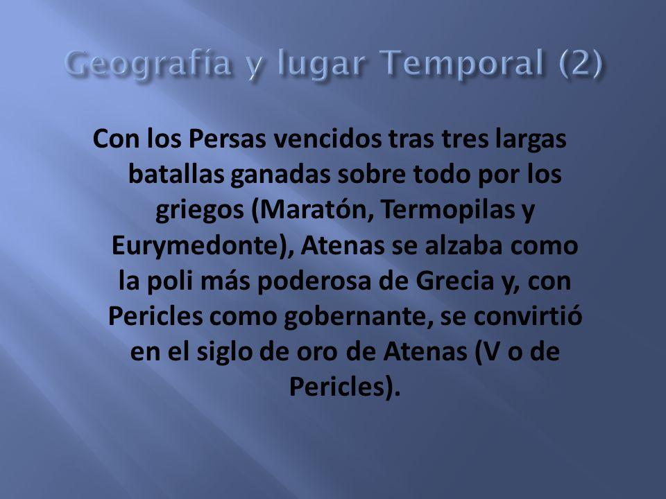 Geografía y lugar Temporal (2)