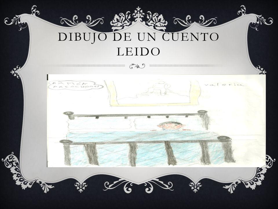 Dibujo de un cuento leido