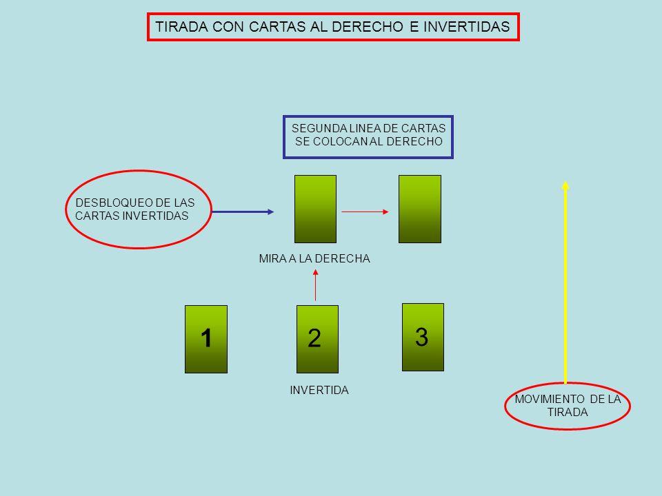 SEGUNDA LINEA DE CARTAS