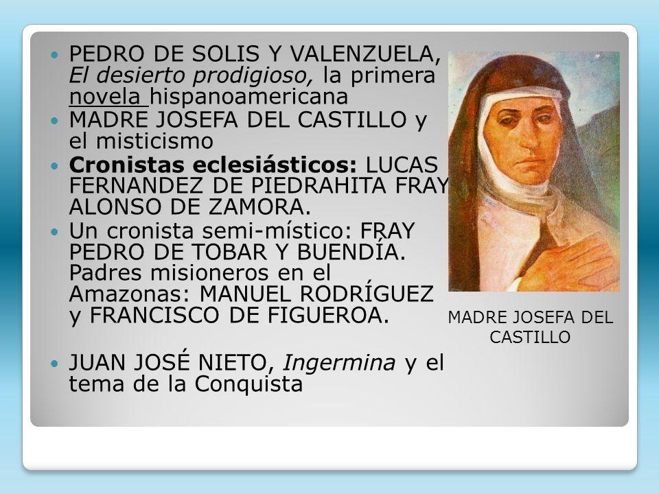 MADRE JOSEFA DEL CASTILLO