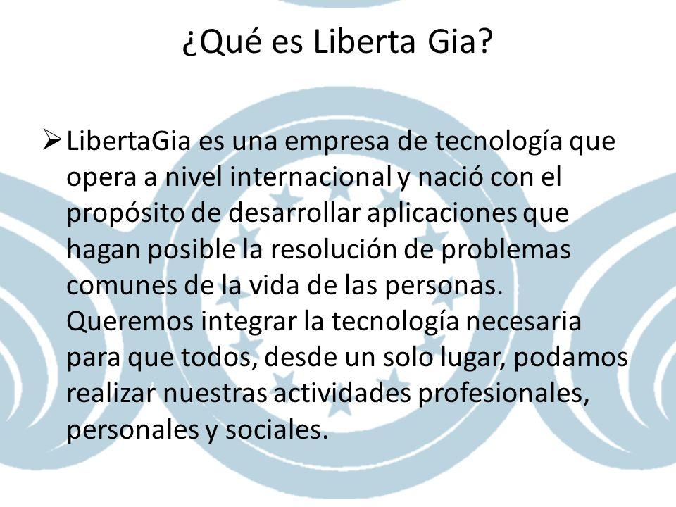 ¿Qué es Liberta Gia