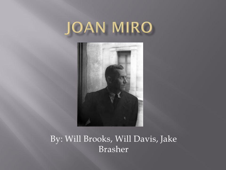 By: Will Brooks, Will Davis, Jake Brasher
