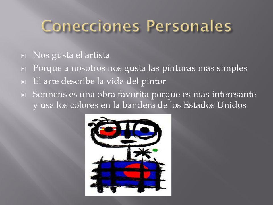 Conecciones Personales