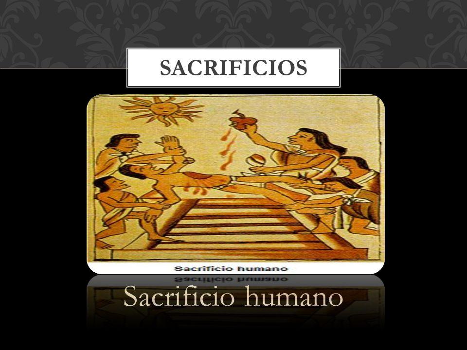 Sacrificios Sacrificio humano