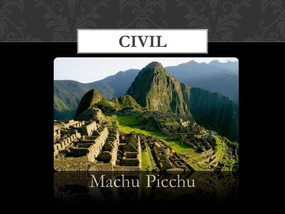 CIVIL Machu Picchu
