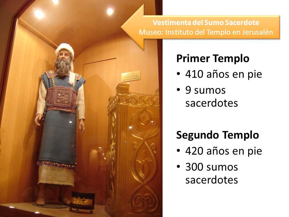 Vestimenta del Sumo Sacerdote
