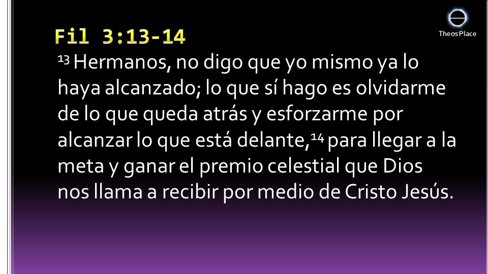 Fil 3:13-14
