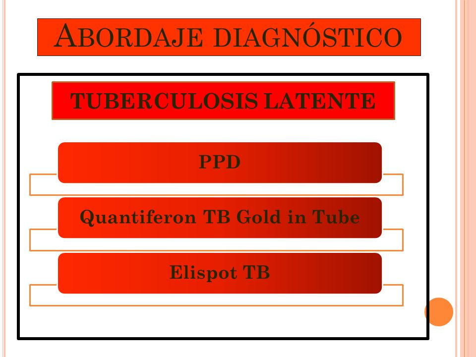 Quantiferon TB Gold in Tube