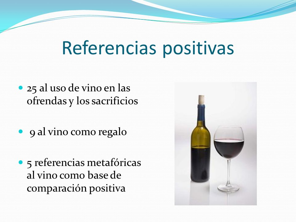 Referencias positivas