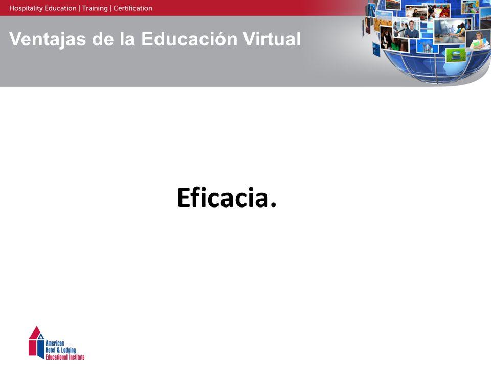 Ventajas de la Educación Virtual
