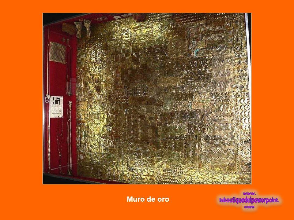 Muro de oro