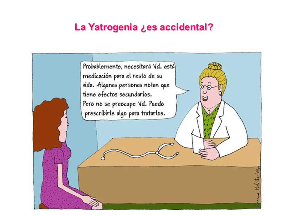 La Yatrogenia ¿es accidental