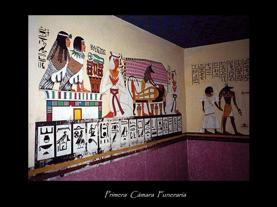Primera Cámara Funeraria