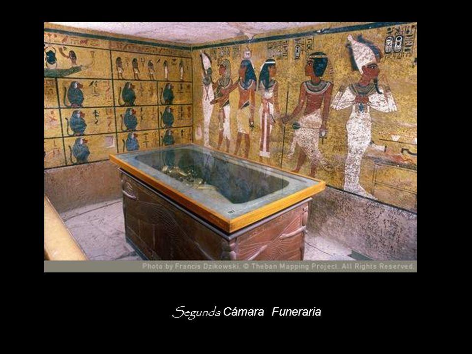Segunda Cámara Funeraria