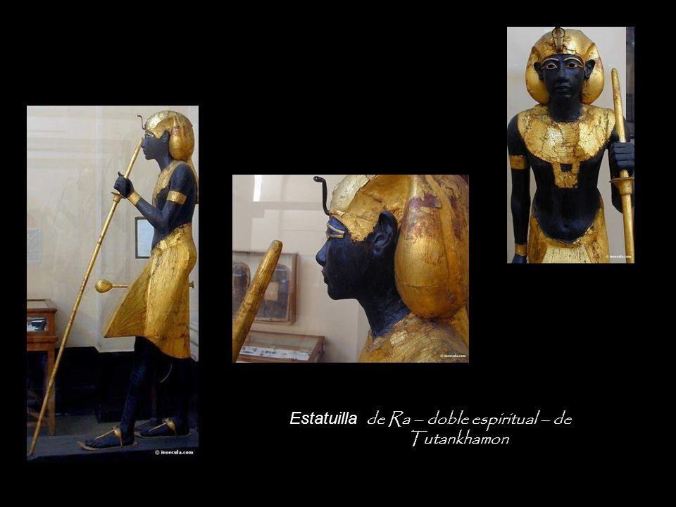 Estatuilla de Ra – doble espiritual – de