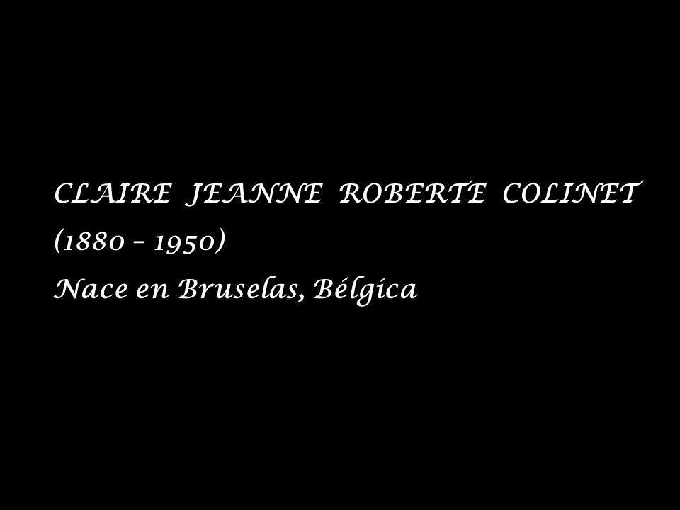 CLAIRE JEANNE ROBERTE COLINET
