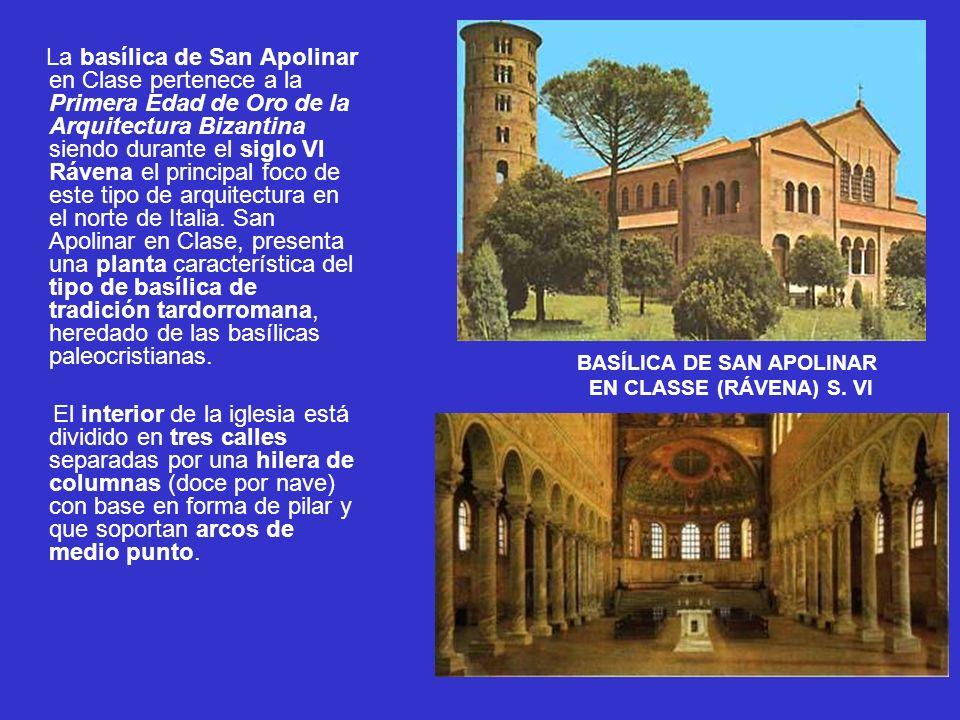 BASÍLICA DE SAN APOLINAR