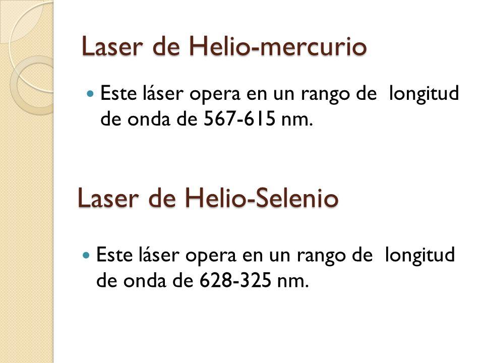 Laser de Helio-mercurio