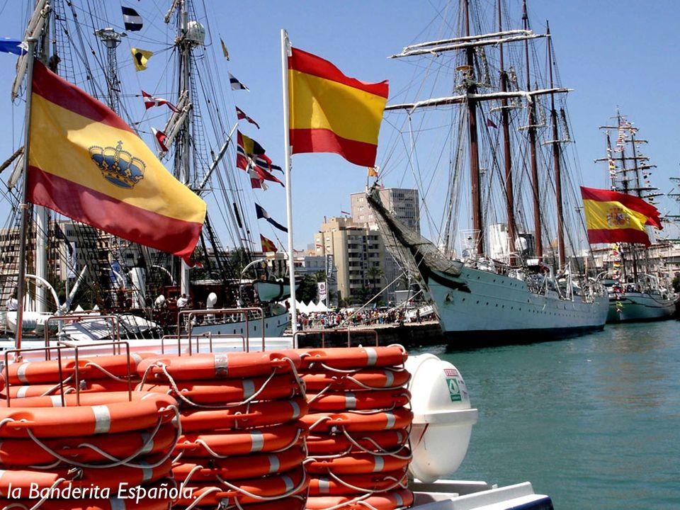 la Banderita Española.