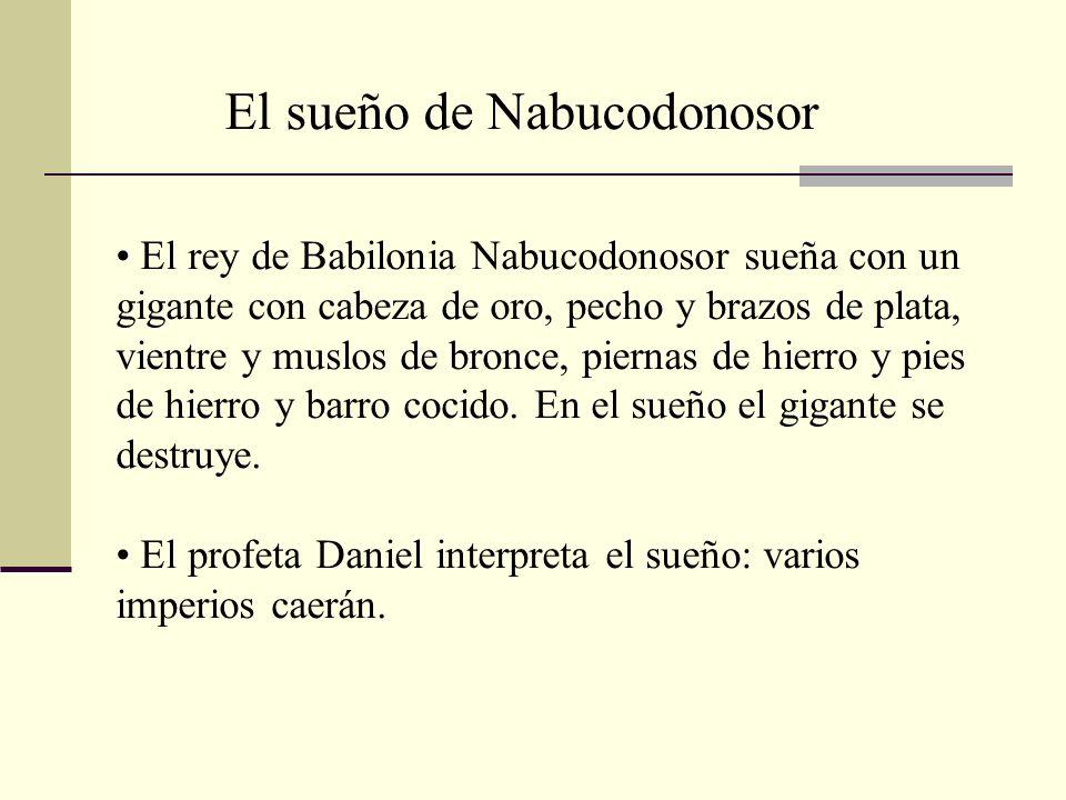 El sueño de Nabucodonosor