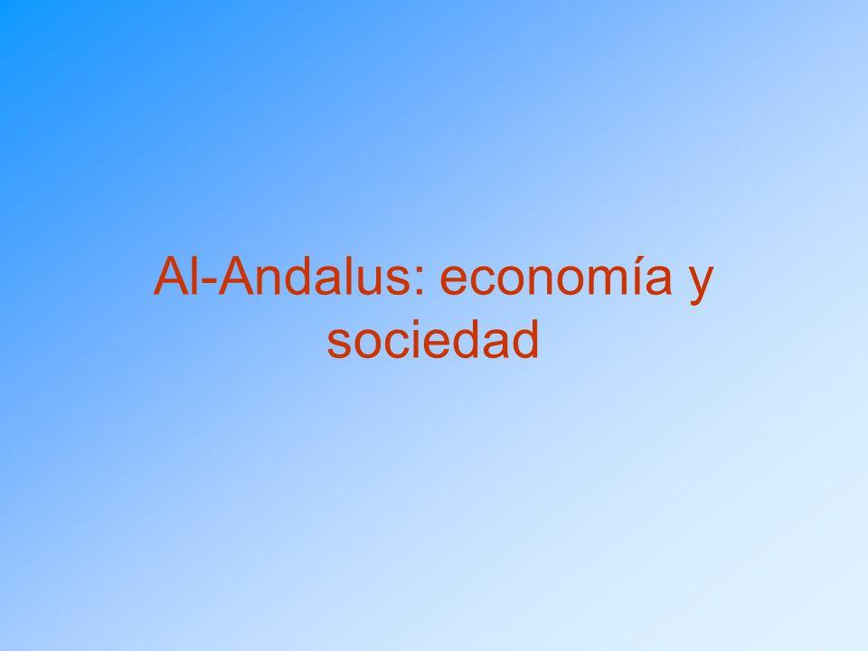 Al-Andalus: economía y sociedad