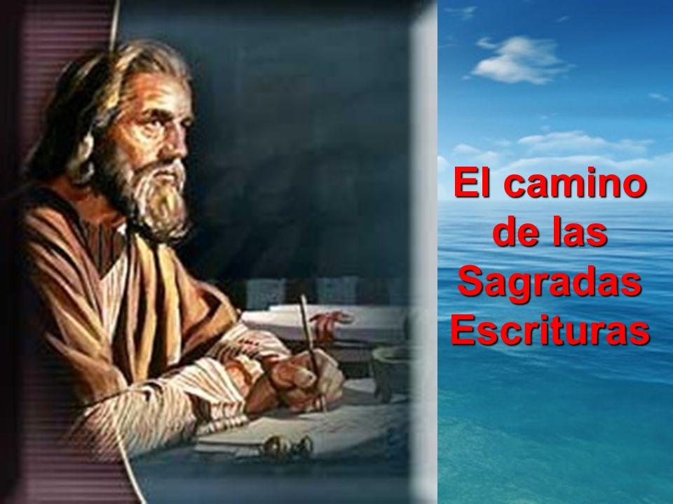 El camino de las Sagradas Escrituras