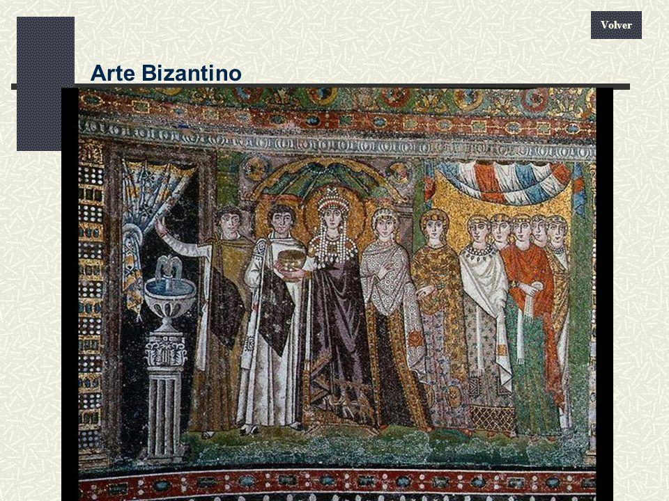 Volver Arte Bizantino