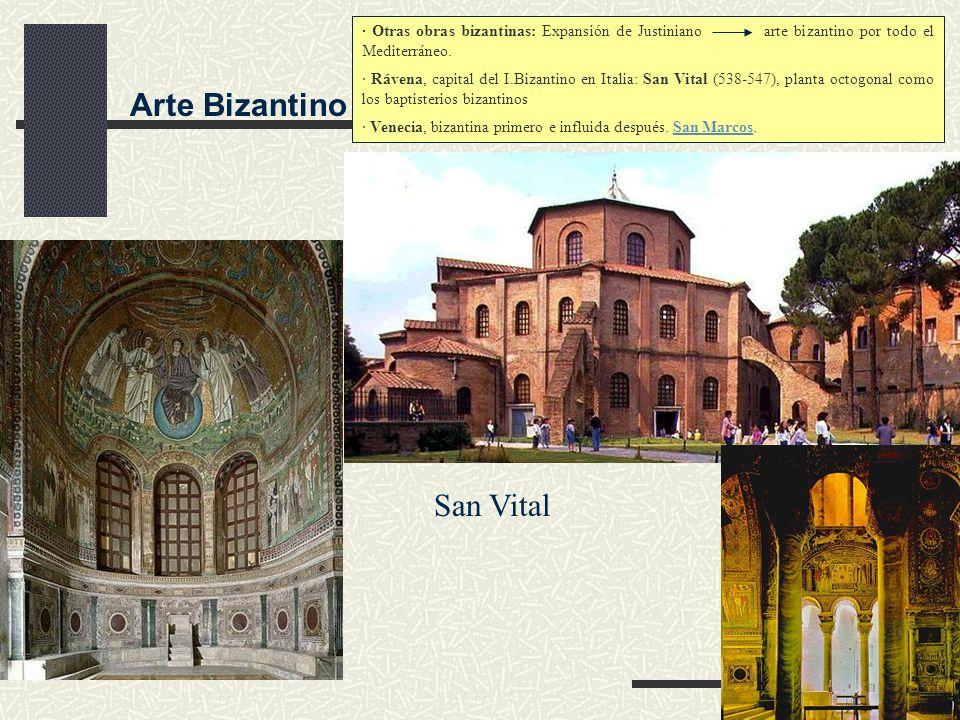 Arte Bizantino San Vital