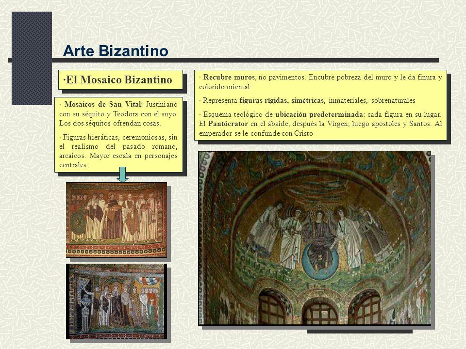 Arte Bizantino ·El Mosaico Bizantino