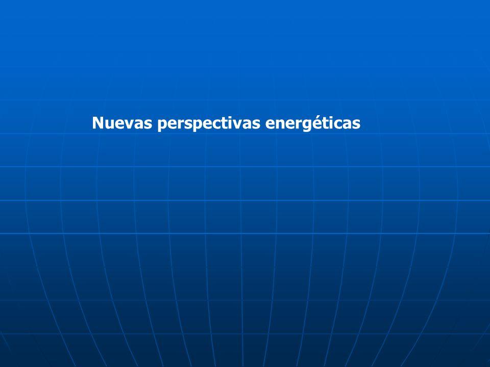 Nuevas perspectivas energéticas