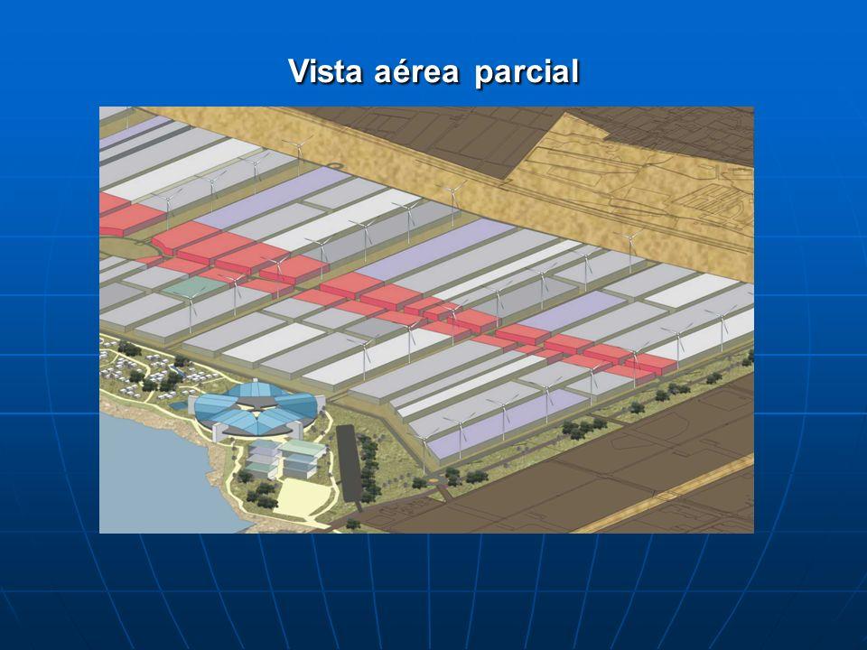 Vista aérea parcial