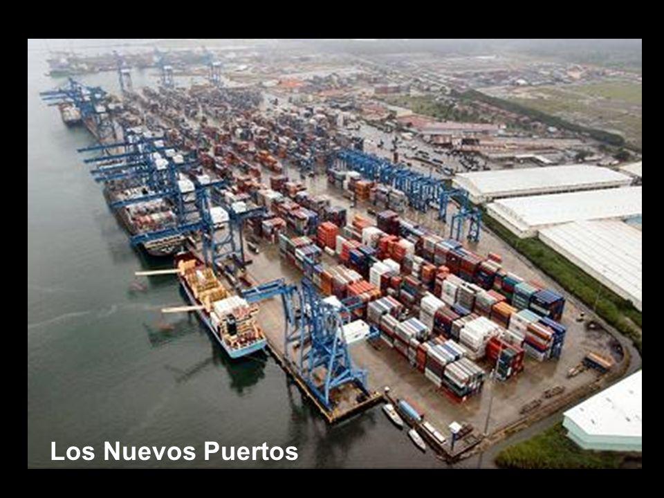Los Nuevos Puertos
