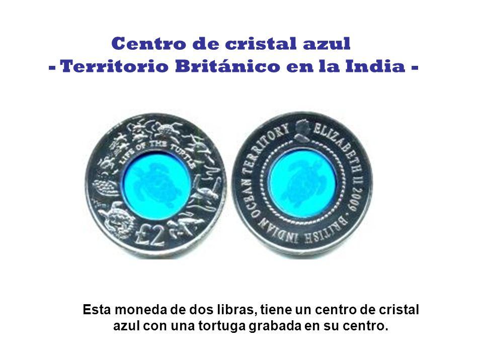 - Territorio Británico en la India -