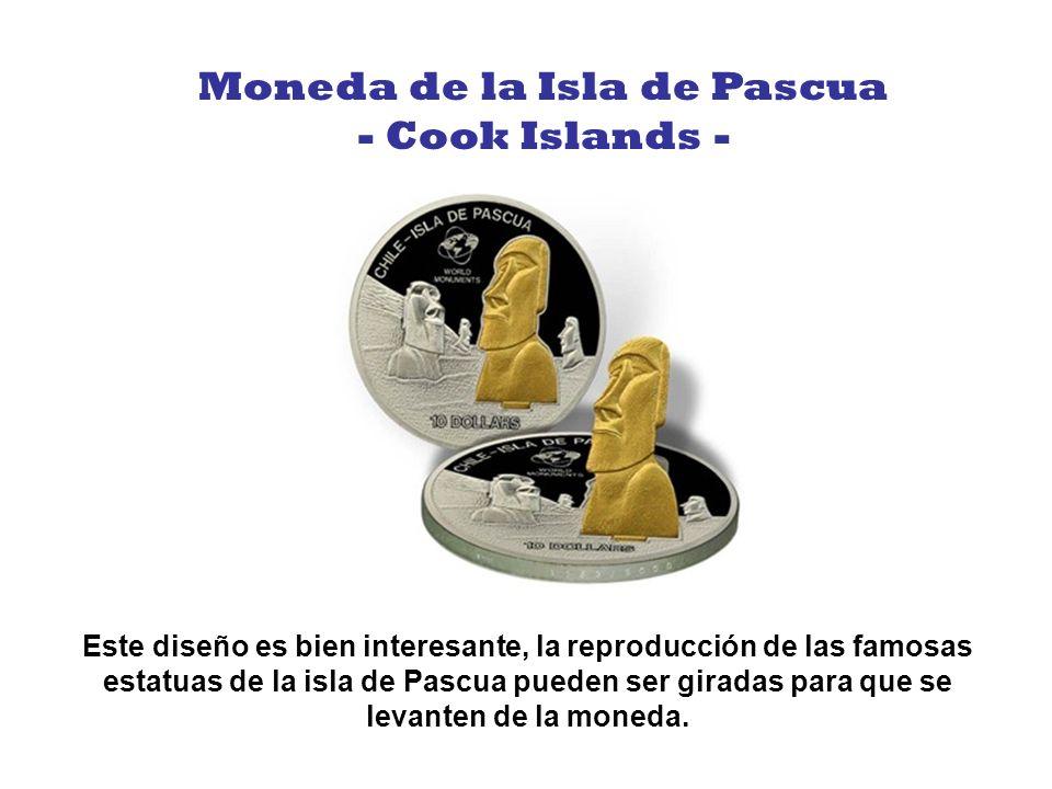 Moneda de la Isla de Pascua
