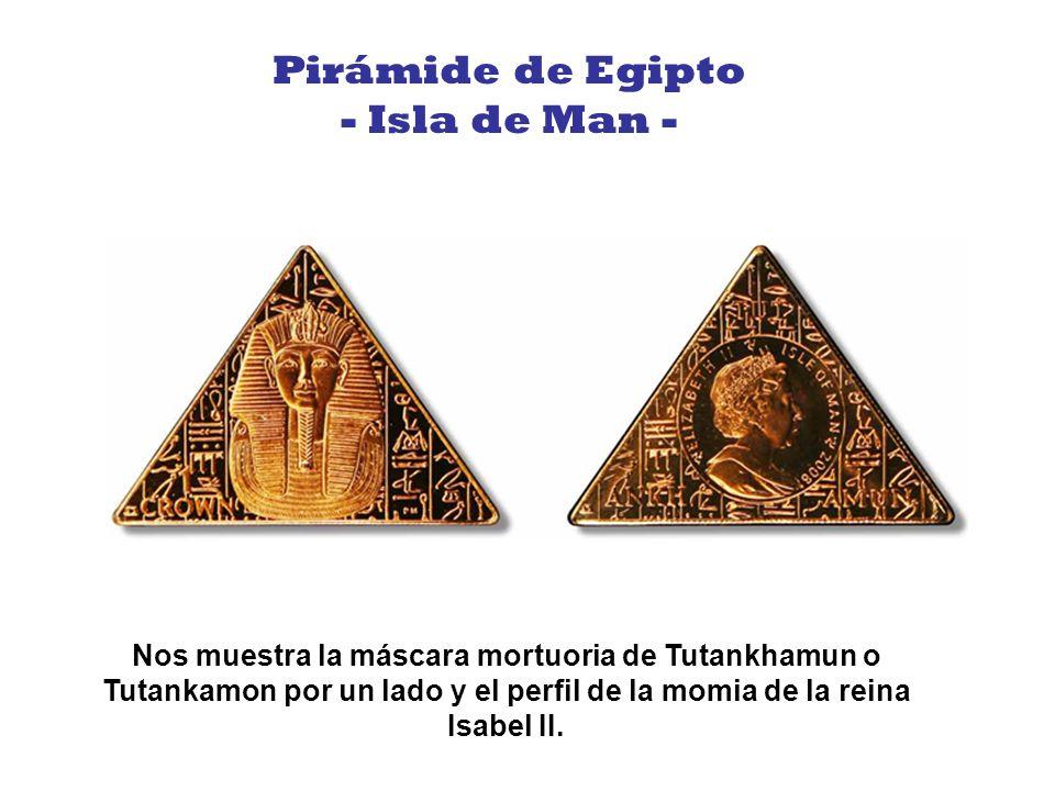 Pirámide de Egipto - Isla de Man -