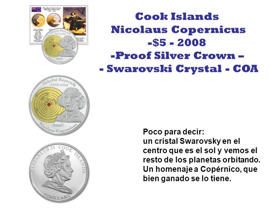 - Swarovski Crystal - COA