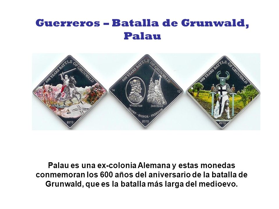 Guerreros – Batalla de Grunwald,