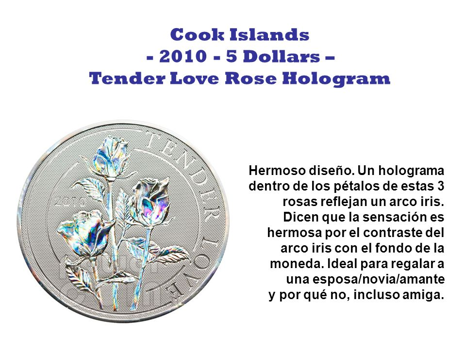 Tender Love Rose Hologram