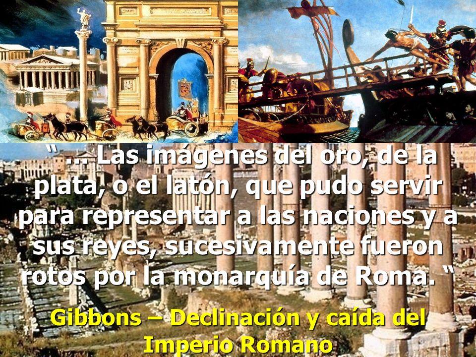 Gibbons – Declinación y caída del Imperio Romano
