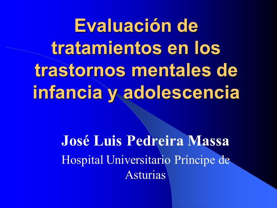 José Luis Pedreira Massa Hospital Universitario Príncipe de Asturias