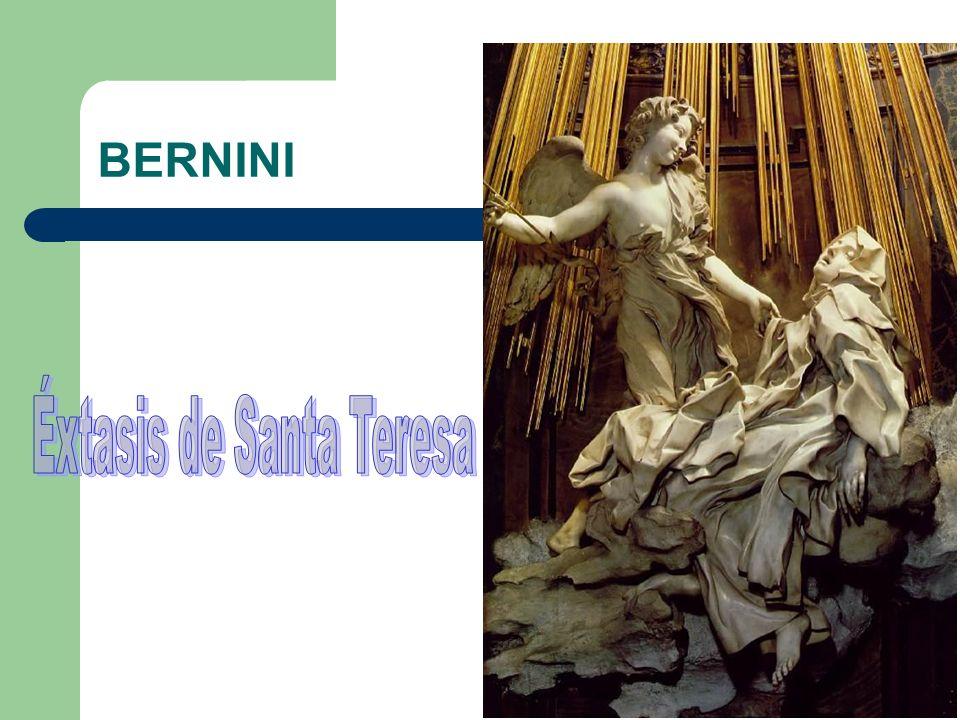 Éxtasis de Santa Teresa