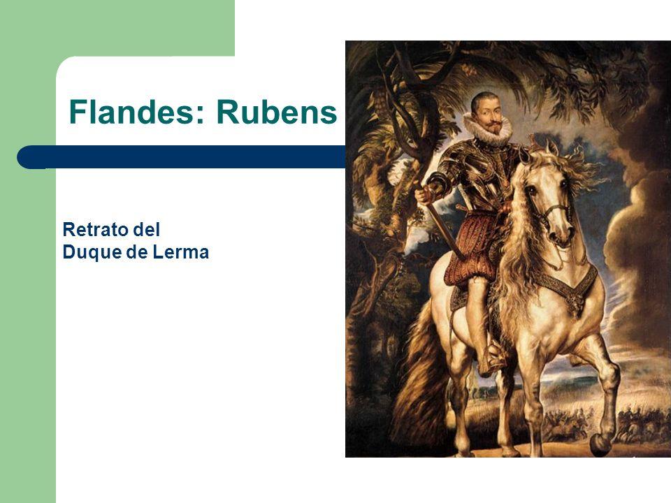 Flandes: Rubens Retrato del Duque de Lerma