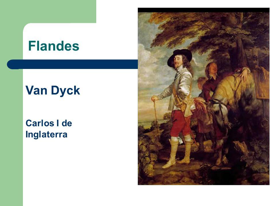 Flandes Van Dyck Carlos I de Inglaterra
