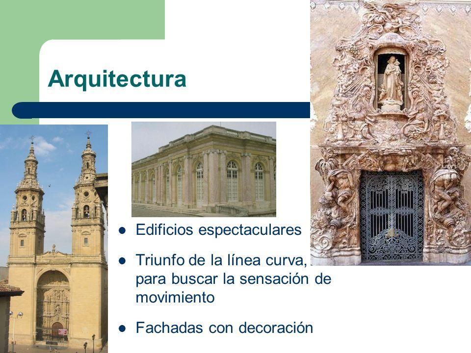 Arquitectura Edificios espectaculares
