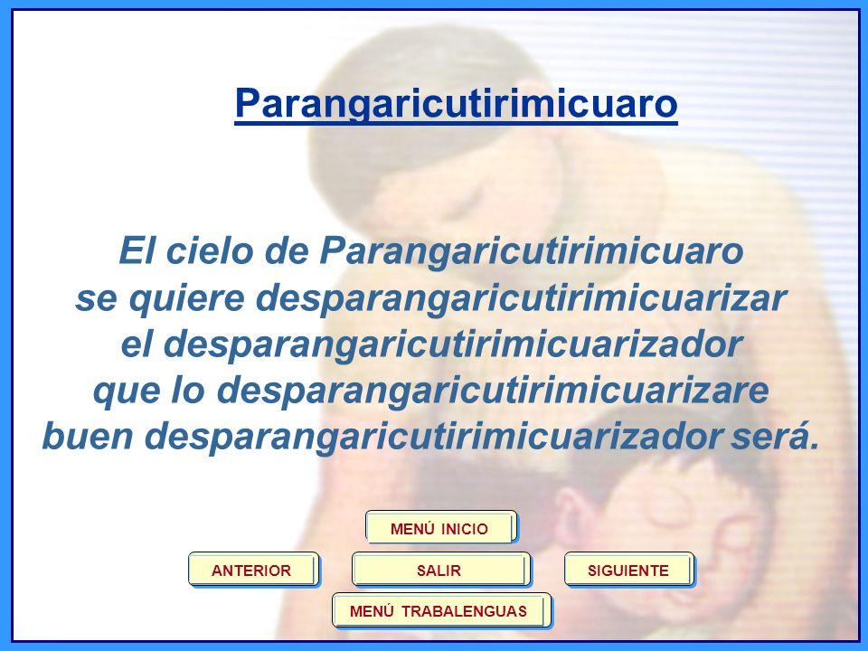 Parangaricutirimicuaro