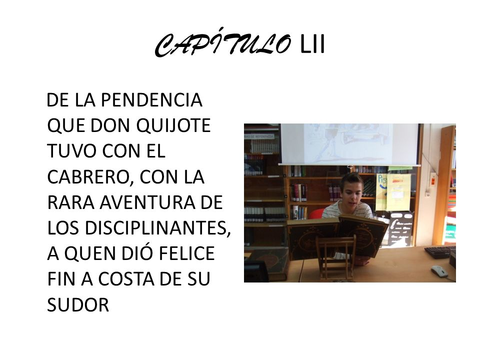 CAPÍTULO LII