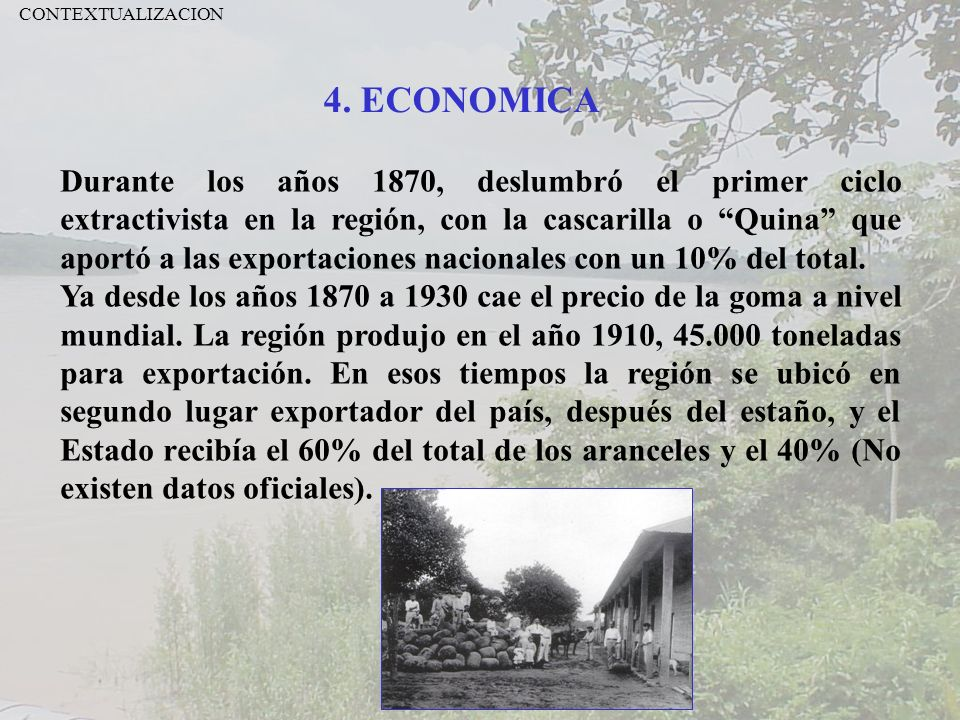 CONTEXTUALIZACION 4. ECONOMICA.
