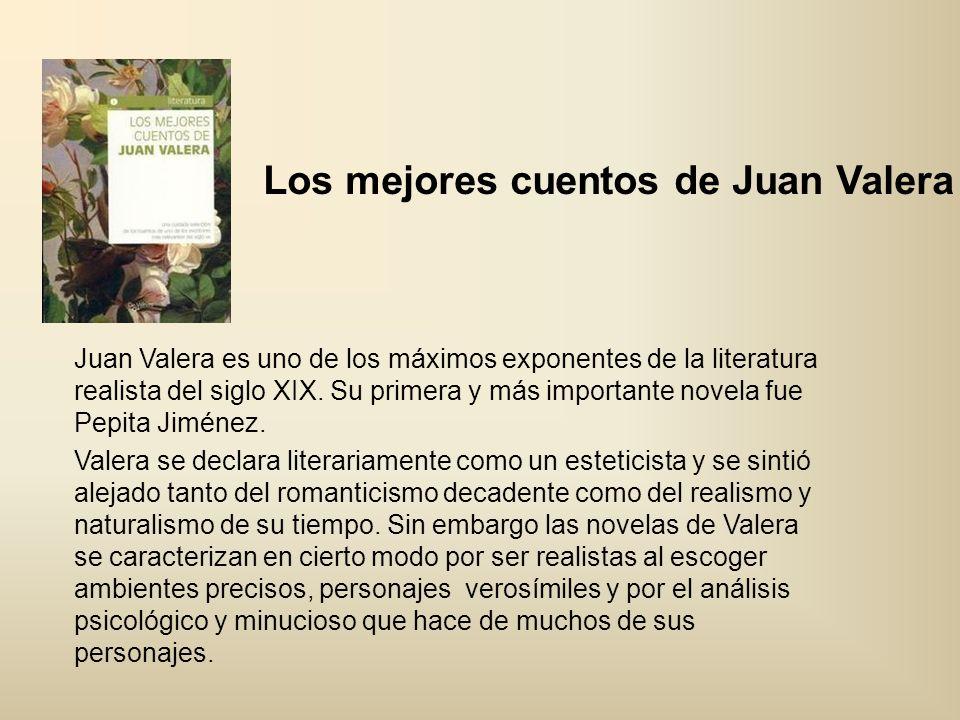 Los mejores cuentos de Juan Valera