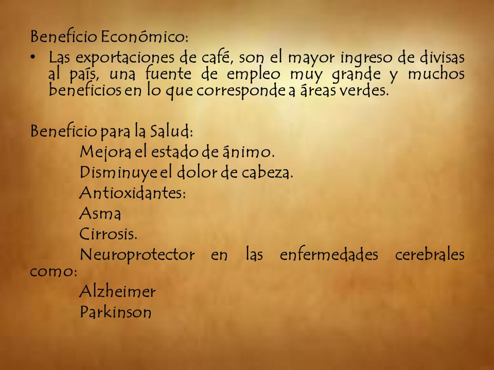 Beneficio Económico: